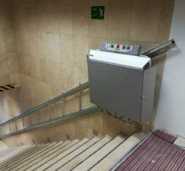 Plataformas Salvaescaleras   BCC Elevapractic