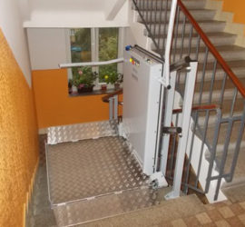 Eliminacion de barreras arquitectonicas - BCC Elevapractic
